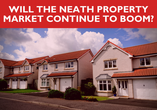 Will the Neath Property Market Continue to Boom?