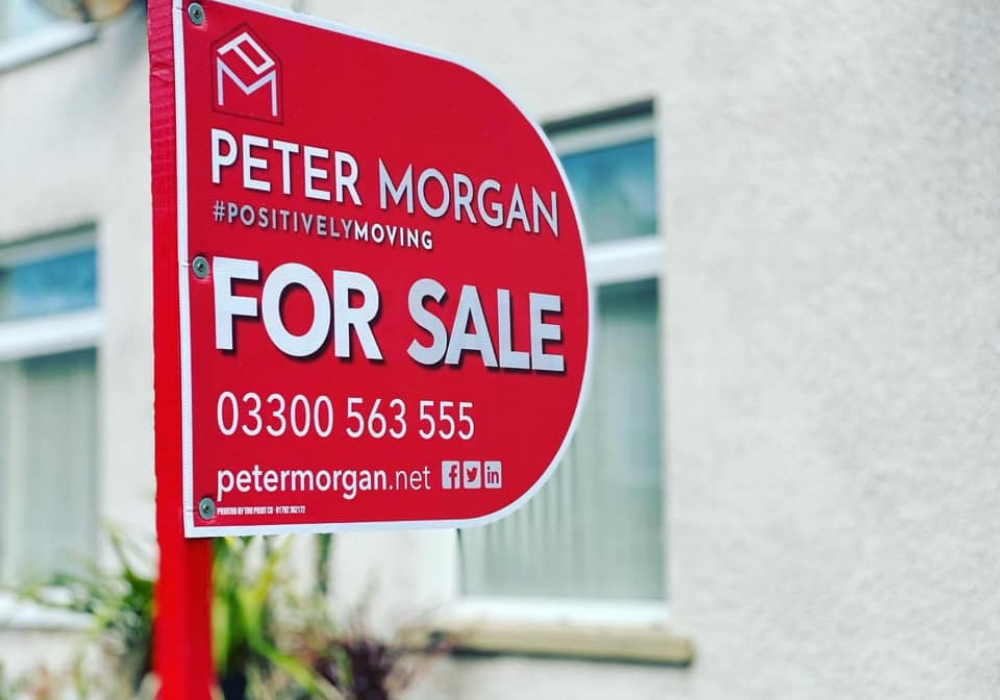 Neath Homes Asking Prices Up 3%